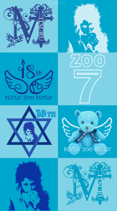 【wallpaper】SP_18th Anniversary 2021_logo ver.