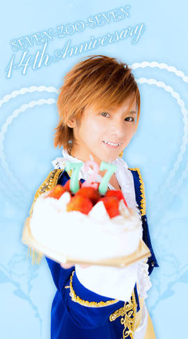 7zoo7 14th Anniversary ~Happy Birthday~